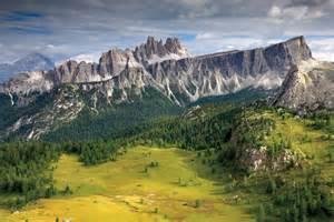 Dolomites Italy National Park