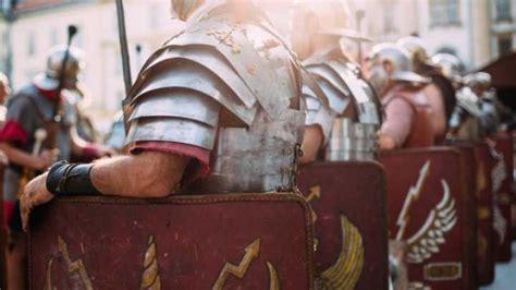 ancient romans  riddled  parasites