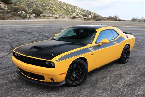First Drive 2017 Dodge Challenger Ta 392 Hot Rod Network