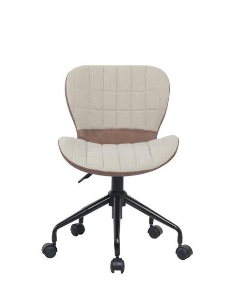 chaise de bureau pivotante cara chaise de bureau design pivotante kayelles com