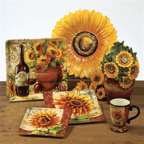 sunflower kitchen decorating ideas 17 best images about me some sunflowers on