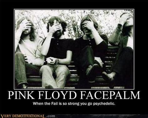Pink Floyd Meme - pink floyd facepalm facepalm know your meme