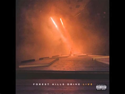 J Cole Forest Hills Drive Cover by J Cole Quot 2014 Forest Hills Drive Live Quot Album Review