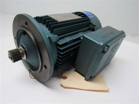 Sew Electric Motors by Sew Eurodrive Dft80k4 3 4 Hp Electric Motor 230 460v 3ph