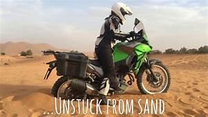 Kawasaki Versys-x 300 Off-road Trip In Morocco