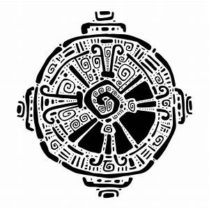 12 Mayan Tattoo Designs That are Like Nothing You've Seen ...
