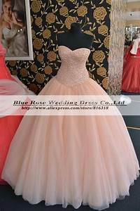 vestidos de noivas 2015 sexy tulle ball gown wedding With pink wedding dress plus size