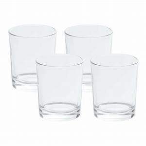 Glas Für Windlicht : klare teelichtgl ser hoch f r 40mm teelichter votivglas glas windlicht teelicht ~ Markanthonyermac.com Haus und Dekorationen