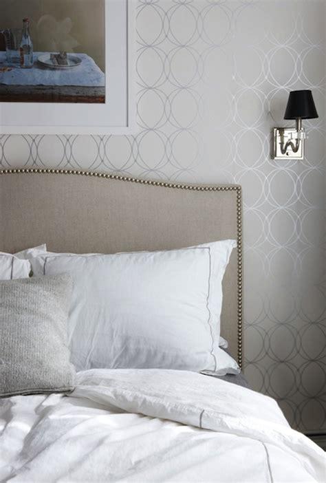 Colette Bed  Contemporary  Bedroom  Design Sponge