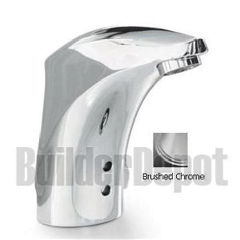 kohler touchless faucet manual kohler k 10951 4 g commercial touchless ac powered
