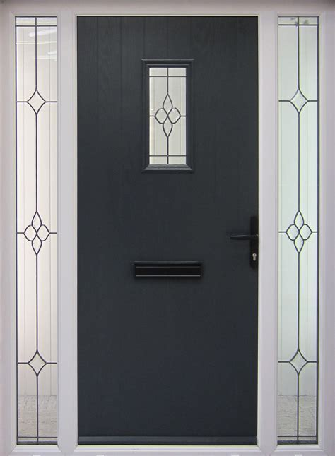 GRP Cottage (Anthracite)   External Front Doors   GRP