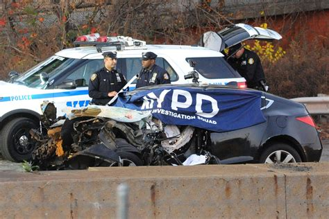 Deadly Car Crash In Queens Leads To Massive Traffic Delays