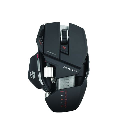 Mad Catz Rat9 Wireless Professional Gaming Mouse Now