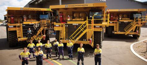 contract mining macmahon reveals contract acquisition of mine