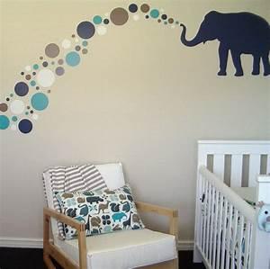 Décoration Chambre De Bébé : decoration chambre bebe elephant visuel 8 ~ Teatrodelosmanantiales.com Idées de Décoration