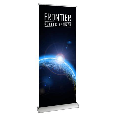 frontier roller banner venture banners