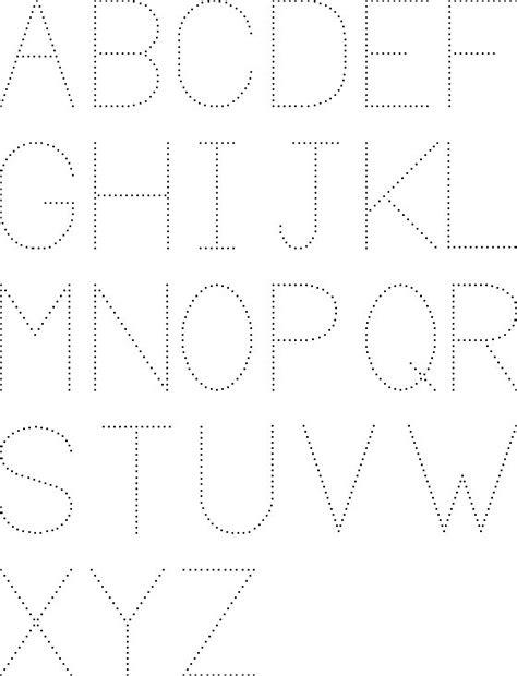 25 free printable alphabet letters ideas on