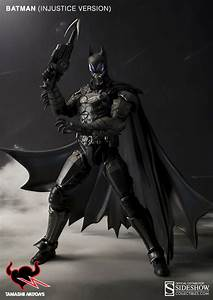 DC Comics Batman (Injustice Version) Collectible Figure by ...