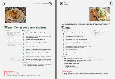 id馥 recette de cuisine créer un livre de cuisine personnalisé cr er livre de cuisine cahier de cuisine creermonlivre com id e cr er livre de recettes