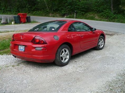 2000 Mitsubishi Eclipse Rs purchase used 2000 mitsubishi eclipse rs coupe 2 door 2 4l