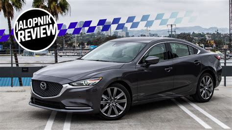 Mazda 6 Image by The Turbocharged 2018 Mazda 6 Is Nicer But It S No Four