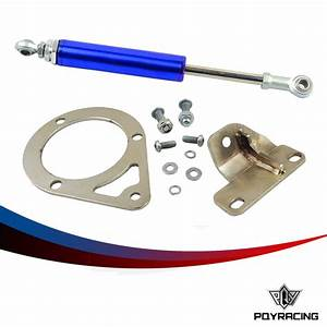 Pqy Racing Engine Damper For 1995 1998 Nissan 240sx S14