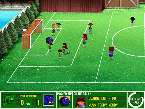 Backyard Soccer Screenshots For Windows Mobygames