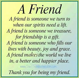 Cool Friendship quotes: Friendship poem ...… | Pinteres…