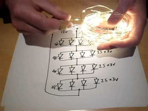 Analysis Led String Wire Lights Youtube
