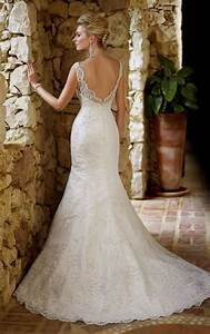 lace open back mermaid wedding dress naf dresses With open back mermaid wedding dresses