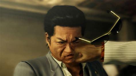 yakuza  kuze boss fight  encounter p fps