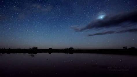 lake tyrrel sky reflections youtube