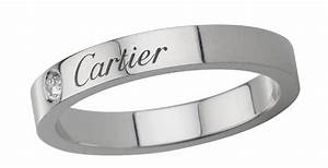 Alliance Homme Cartier : les alliances de mariage ~ Voncanada.com Idées de Décoration