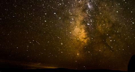 Night Skies Wind River Country