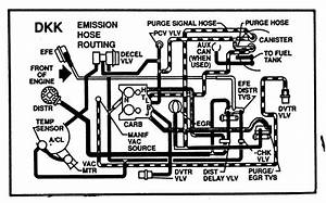 2000 Chevy Blazer 4x4 Vacuum Diagram