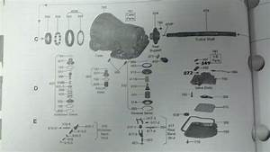 Torqflight 727 Seals
