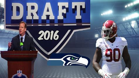 seattle seahawks  draft jarran reed  nfl draft