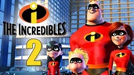 THE INCREDIBLES 2 Movie Sequel Coming 2016!?! - YouTube