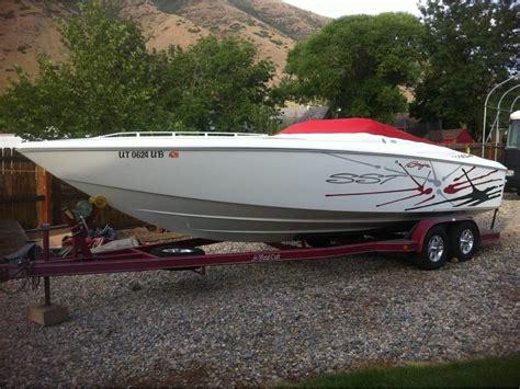 baja outlaw sst powerboat  sale  utah