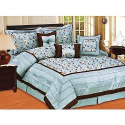 spring blossom 7 piece bedding comforter set bedding