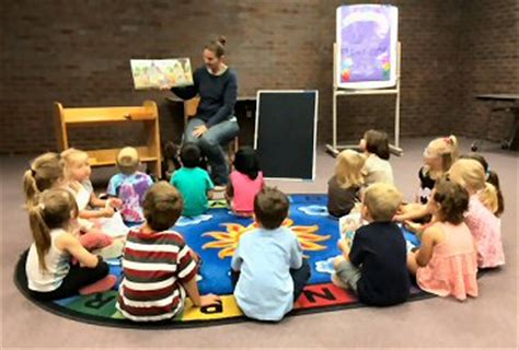 Storytime for Preschoolers @ Altus Public Library