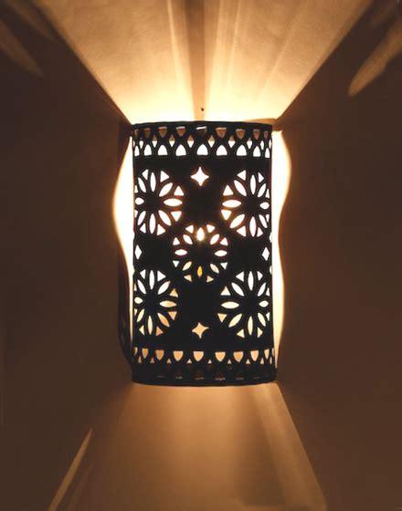 morrocan wall lights great ambience to eall warisan