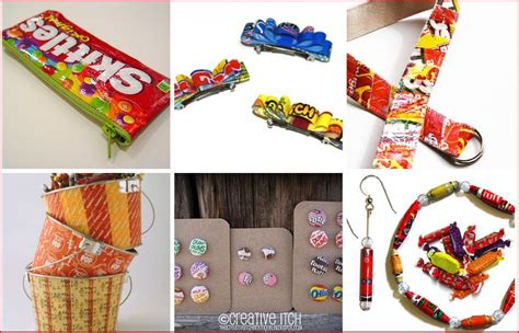 Diy halloween chocolate wrappers tutorial with free printable template. candy wrappers by creativeitch | Candy crafts, Candy wrappers, Crafts