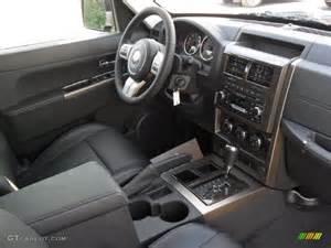 2012 Jeep Liberty Jet Interior