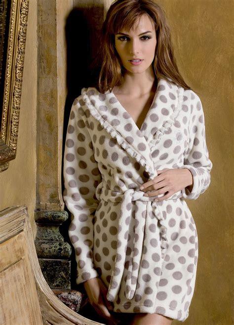femme du chambre robe de chambre polaire biagiotti 2015 col chale