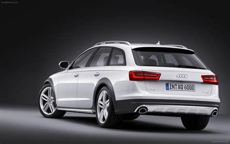 Audi A6 Allroad 2013 Widescreen Exotic Car Photo #05 Of 82