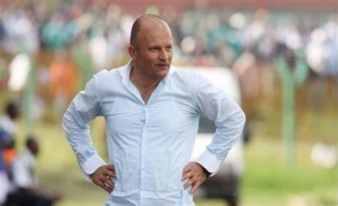Zimbabwe head coach Zdravko Logarušić breathes fire ...