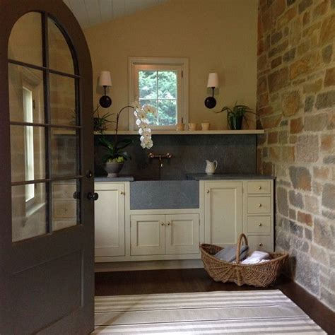 paint for cabinets kitchen mudroom in historic tudor home soapstone sink and 3926