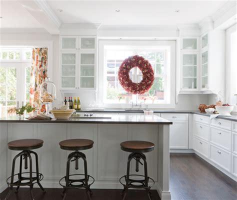 cuisines blanches et grises photos 30 styles de cuisine maison et demeure