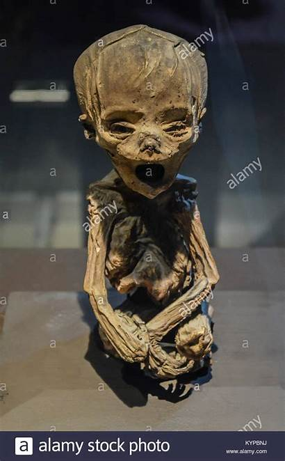 Guanajuato Momies Momias Museo Mexique Mai Mummified